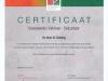 10. duurzaamheids certificaat