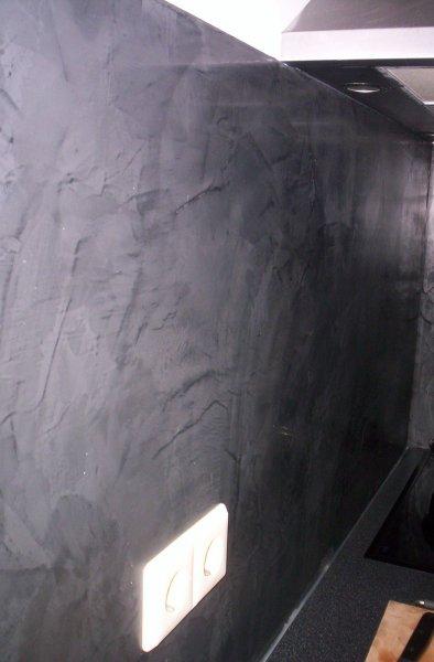 stucco raffaello keukenwand