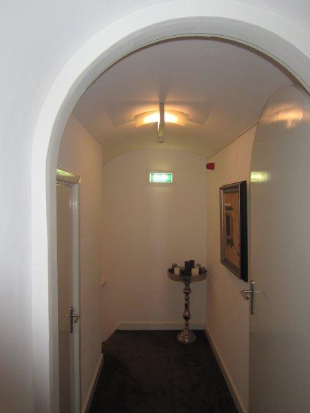 4. ronde doorgang